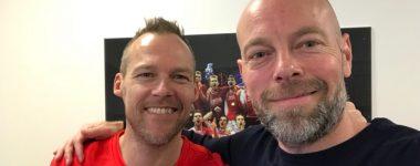 Playmaker Podcast #2, Kenneth Jonassen